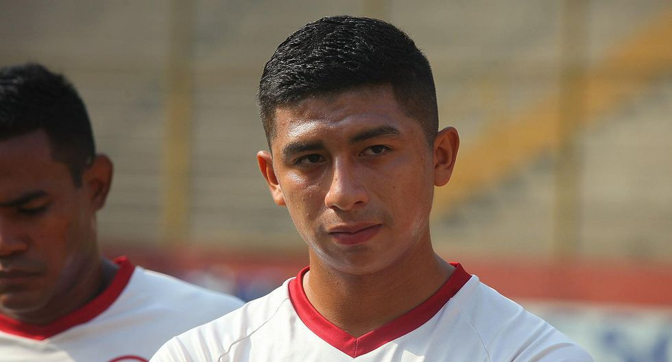 Brayan Velarde no jugará con la Sub 23. (Foto: GEC)