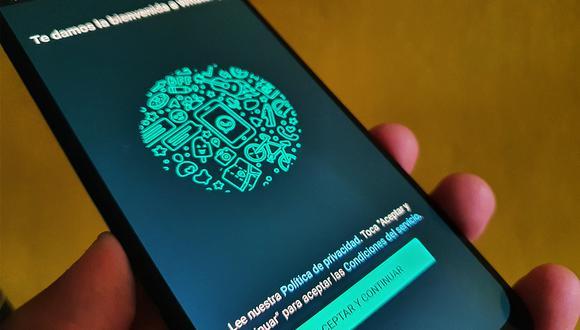 De esta forma podrás registrar tu número en WhatsApp pese a que esté usado. (Foto: Depor)
