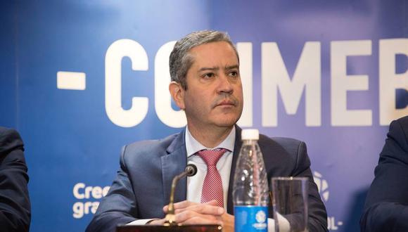 Rogerio Caboclo fue elegido presidente de la CBF en 2018. (Foto: EFE)