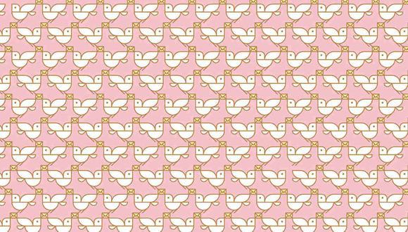 En la imagen hay palomas mensajeras sin carta y tienes que hallarlas. (Foto: Noticieros Televisa)