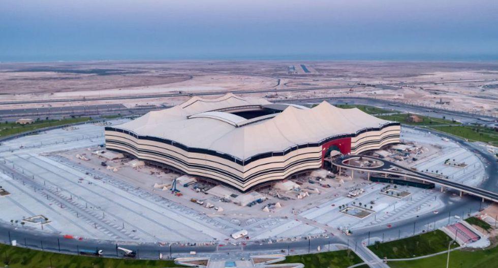 Estadio Al Bayt Ubicación: Jor, Catar | Capacidad: 60.000 espectadores.