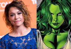 "Tatiana Maslany protagonizará ""She-Hulk"", nueva serie de Marvel para Disney+"