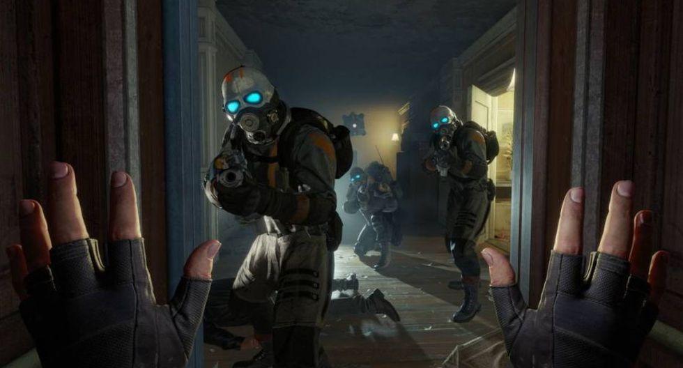 ¡Half Life ya se encuentra disponible para ser jugado en realidad virtual!