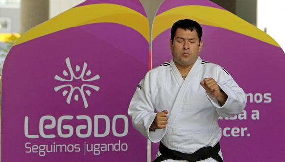 Fred Villalobos, medallista de bronce de los Juegos Parapanamericanos Lima 2019, quiere clasificar a Tokio 2020. (Foto: Legado)