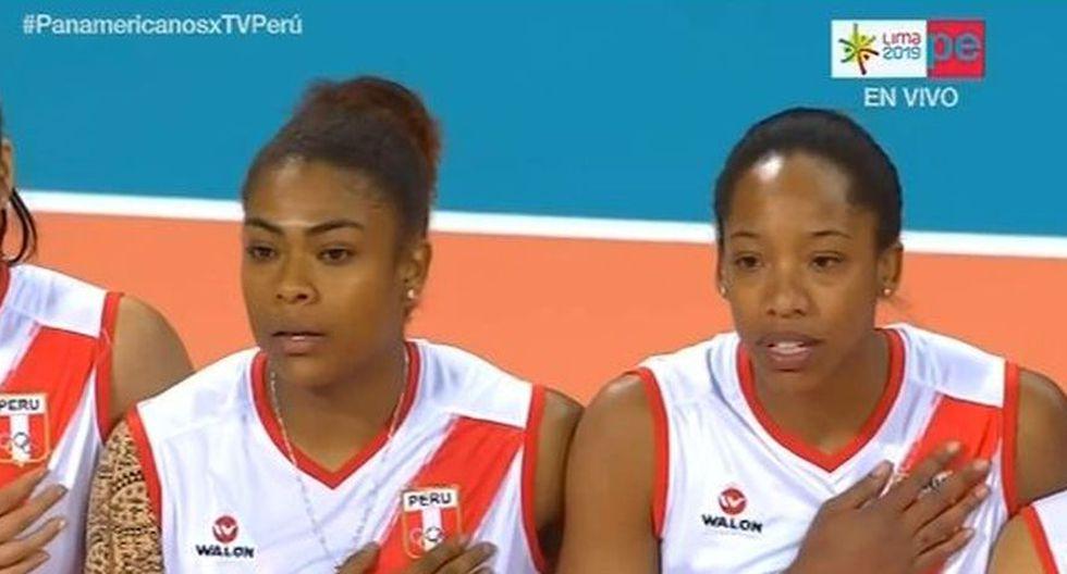 Perú integra el Grupo A junto a Canadá, Colombia y República Dominicana. (Captura TV Perú)