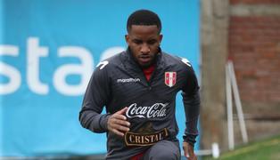 Selección peruana : Jefferson Farfán realiza trabajos de campo