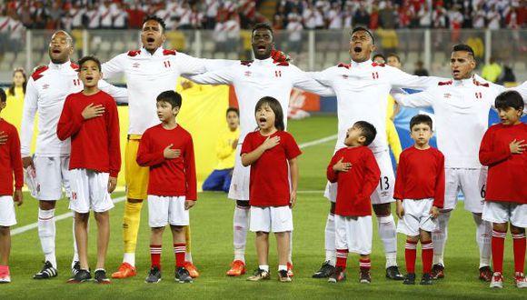 Perú debutará en el Mundial ante Dinamarca. (Foto: Francisco Neyra)