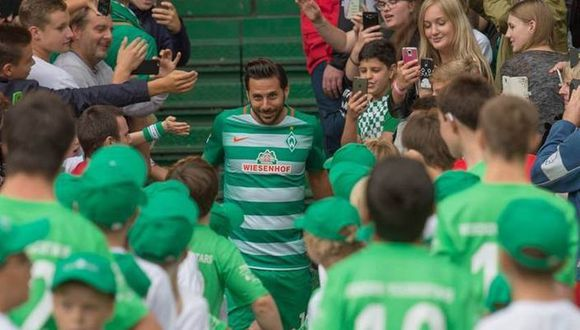 Claudio Pizarro Köln