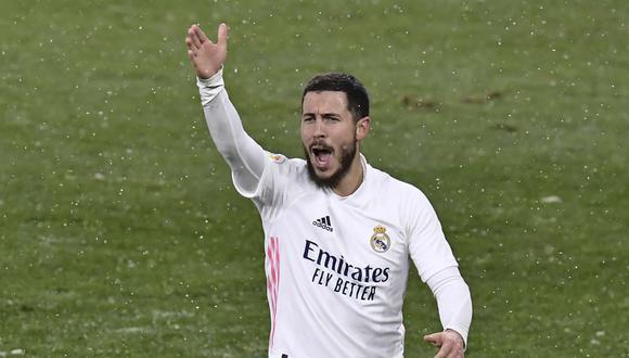 Eden Hazard suma cuatro goles desde que aterrizó en el Real Madrid. (Foto: AP)