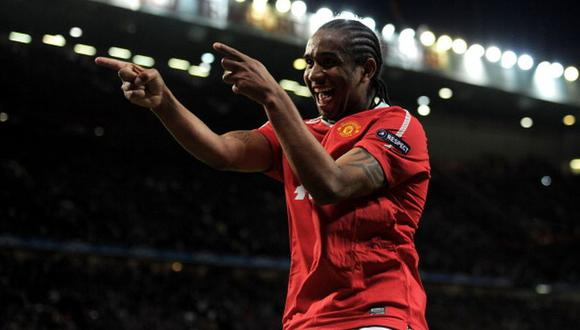 Anderson llegó al Manchester United en el 2007 procedente del Porto por 30 millones de euros. (Foto: Getty)
