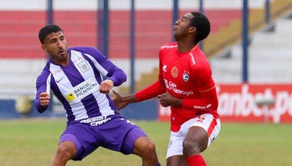 Alianza Lima perdió 2-1 ante Cienciano en la Liga 1. (Foto: Liga 1)