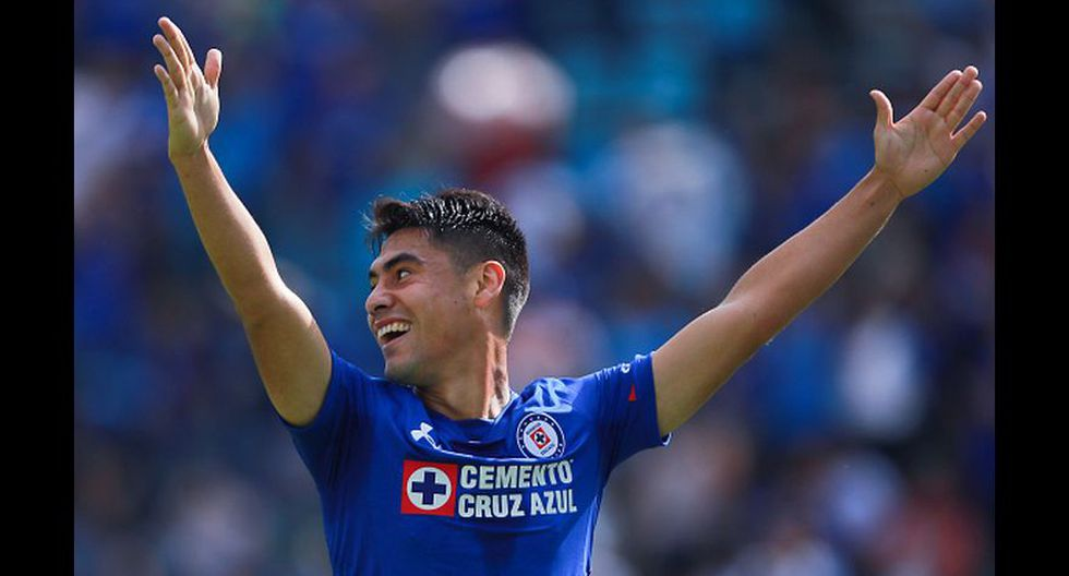 Felipe Mora con 5 goles (Getty Images).
