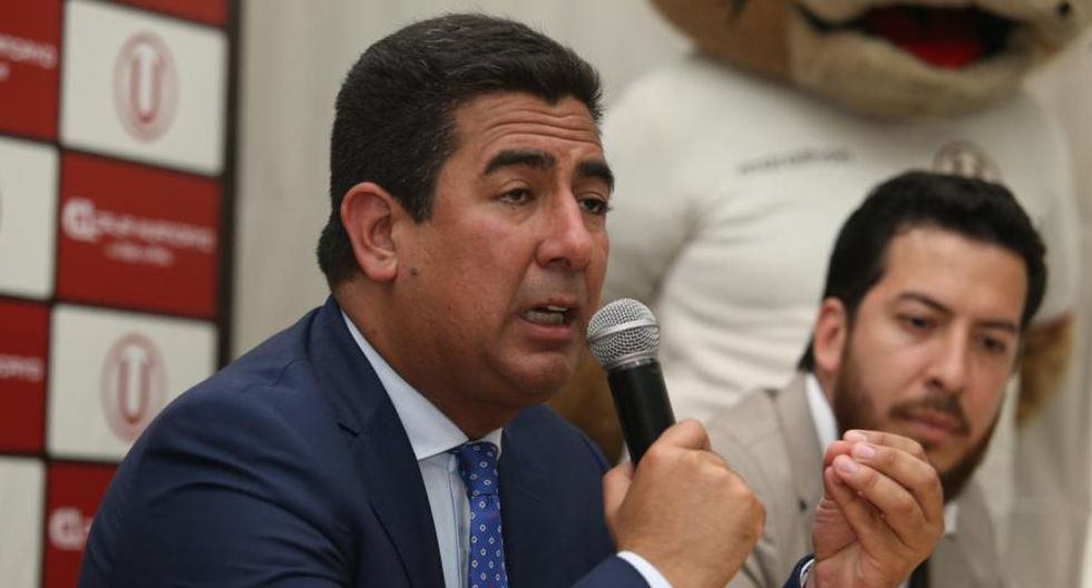 Carlos Moreno volvió a tomar las riendas de la administración del club. (GEC)