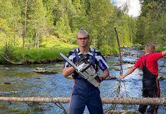 Ya no quiere saber nada de fiestas: Erling Haaland trabaja como campesino en campiña de Noruega [FOTO]
