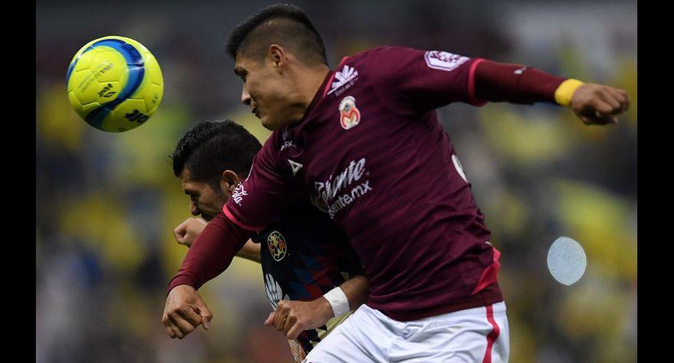 América trepó al primer lugar del Clausura de Liga MX. (AFP /   Reuters)