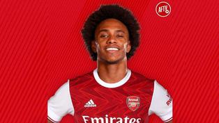 Objetivo ambicioso: Willian anhela ganar la Champions League con el Arsenal