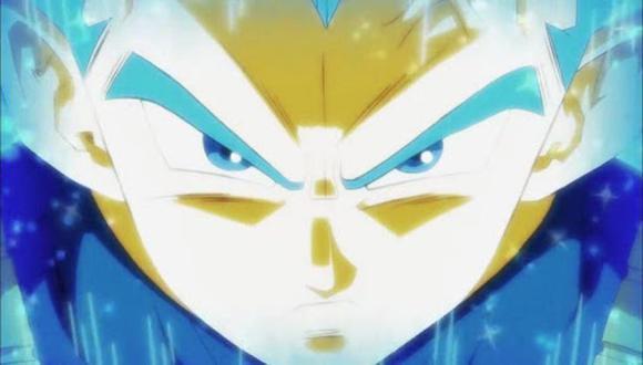 Dragon Ball Super: así se ve la nueva transformación de Vegeta en Dios de la Destrucción. (Video: TheDaned / Toei Animation)