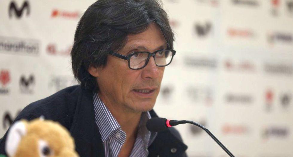 Ángel Comizzo tiene muchas expectativas con Christian Ramos y Henry Vaca. (Prensa 'U')
