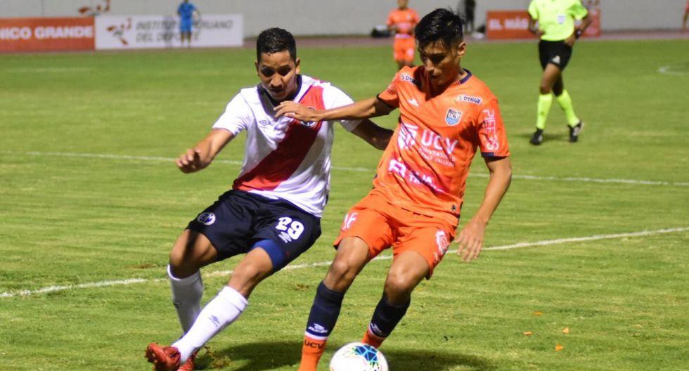 César Vallejo vs. Municipal por el Torneo Apertura (Foto: Liga 1)