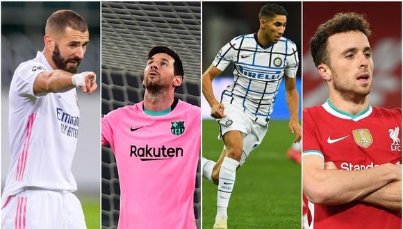 Champions League EN VIVO 2020: Hora y pronósticos de los partidos de la fecha 2.