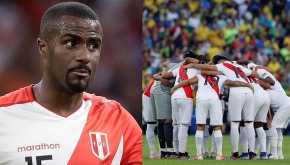 Christian Ramos aclaró rumores sobre la unión dentro de la Selección Peruana.