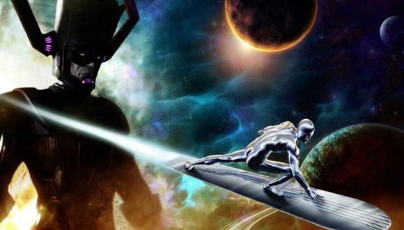 Marvel: James Gunn confirmó que 'Galactus' y 'Silver Surfer' no aparecerán en 'Guardianes de la Galaxia Vol. 3'.