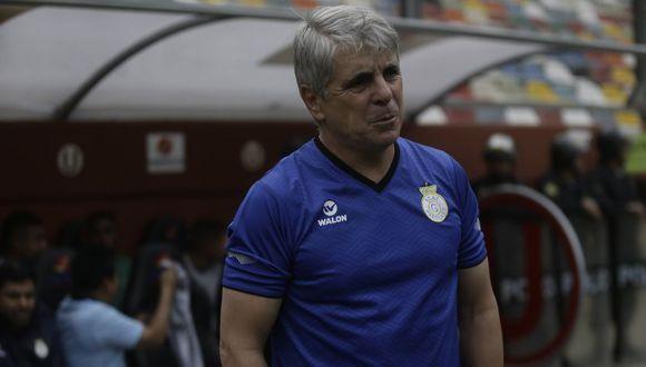 """Marcelo Grioni: """"El Torneo Apertura nos lo robaron, sino pudiéramos haber jugado la final"""""""