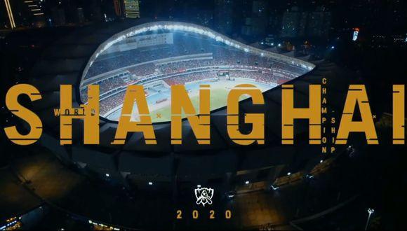 League of Legends: Worlds 2020 no podría realizarse en China tras decisión del gobierno. (Foto: Riot Games)