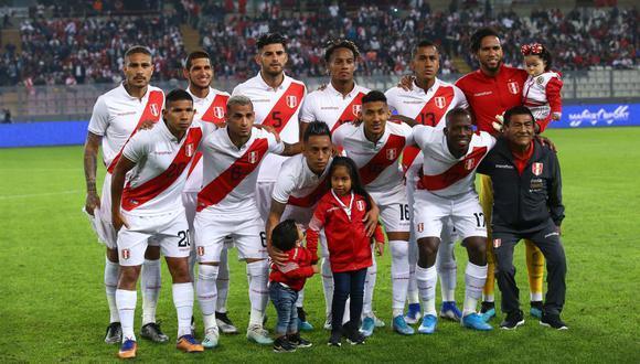 La Selección Peruana disputará las eliminatorias en el mes de setiembre. (GEC)