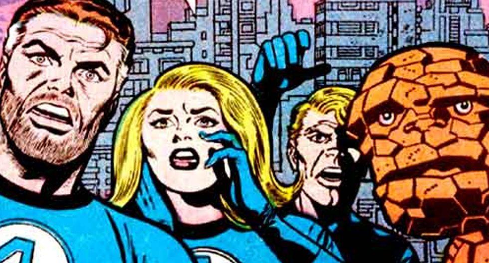 Marvel: la historia de los Cuatro Fantásticos tuvo un gran cambio.