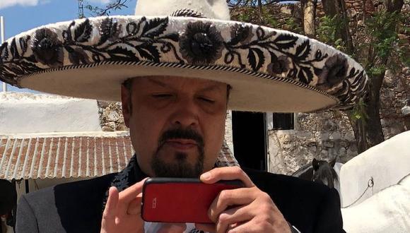 La estrella de la música regional mexicana tiene algunos pendientes que no ha podido realizar (Foto: Pepe Aguilar/Instagram)