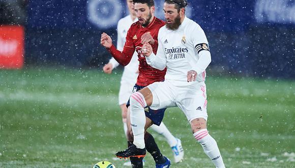 LaLiga respondió a Real Madrid por el viaje a Pamplona. (Foto: Getty Images)