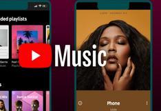 Así podrás escuchar canciones en YouTube Music con la pantalla apagada y sin ser premium
