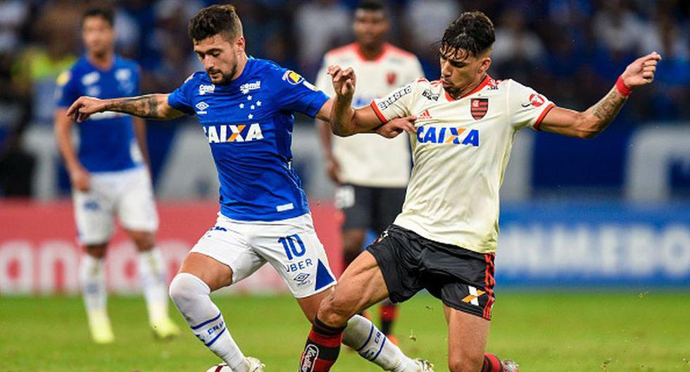 Lucas Paquetá tiene contrato con Flamengo hasta el 2020. (Getty)