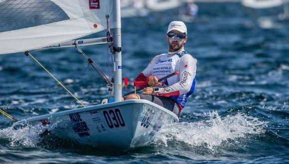 Stefano Peschiera está clasificado para los Juegos Olímpicos Lima 2019. (Foto: GEC)