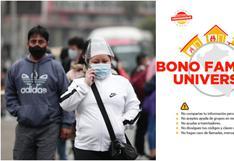 Bono Familiar Universal 760 soles: así conocerás si eres beneficiario del subsidio