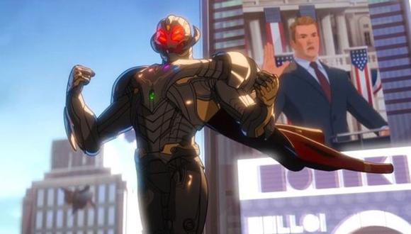 """""""What If...?"""": cómo Ultron logró obtener todas las gemas del infinito. (Foto: Disney Plus)"""