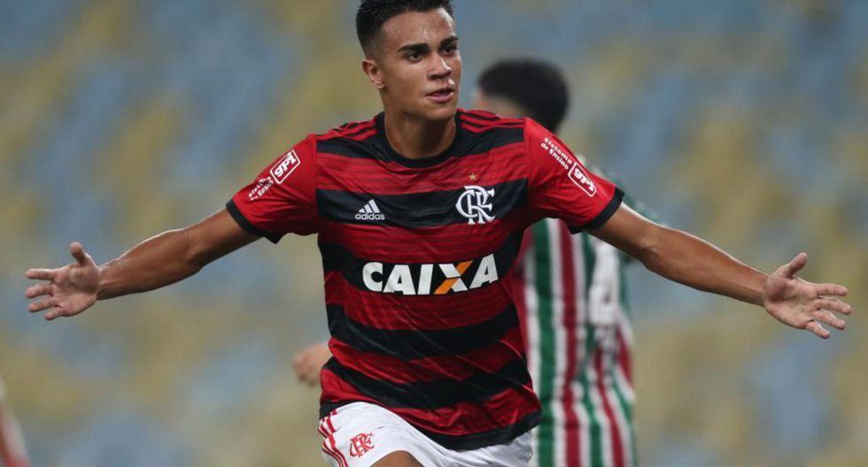 Reinier jugó poco más de 700 minutos en la Copa Libertadores 2019. (Foto: Getty Images)