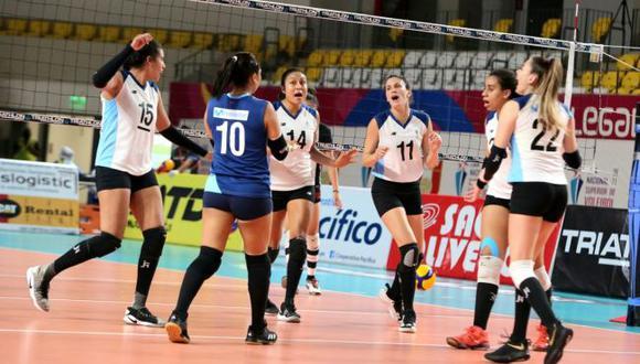 Regatas venció a Alianza Lima en la segunda final de la Liga Nacional Superior de Vóley. (FPV)