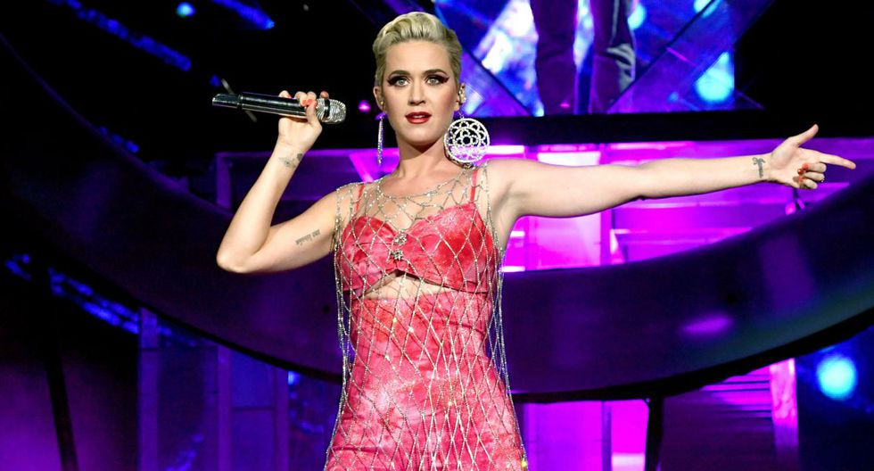 Katy Perry es acusada de agresión sexual por el modelo Josh Kloss. (Foto: AFP)