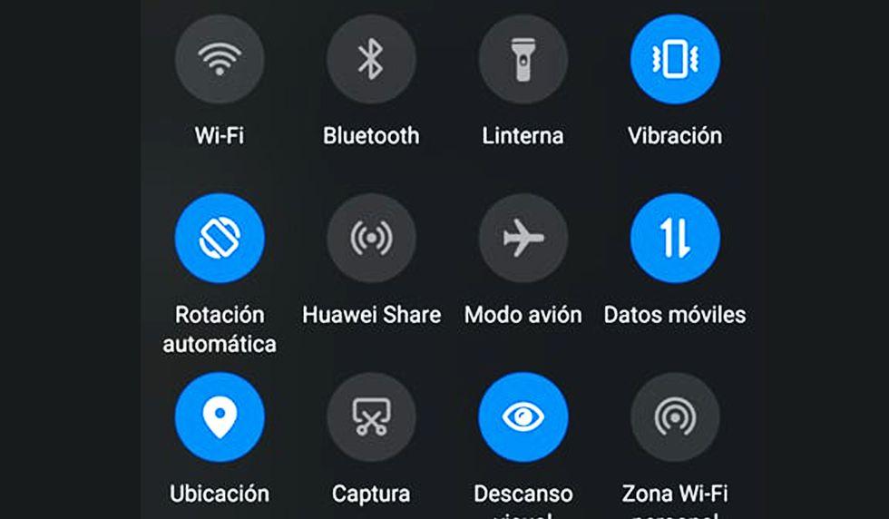 "Para ello deberás activar el ""modo avión"" de tu celular. (Foto: Captura)"