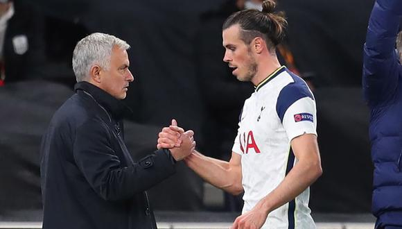 Bale está cedido en el Tottenham hasta final de temporada y con opción a una más. (Foto: AFP)