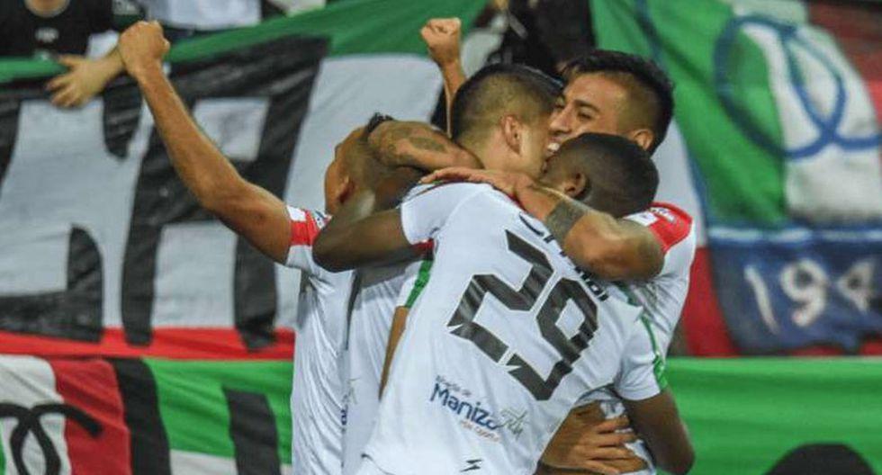 Once Caldas derrotó a Millonarios en Palogrande por la fecha 2 de la Liga Águila 2019