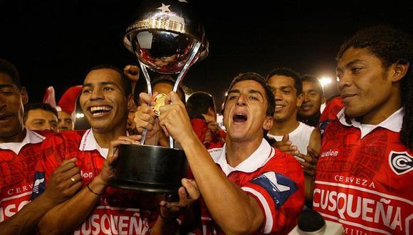 Conmebol Sudamericana saludó a Cienciano por sus 119 años. (Foto: Archivo)