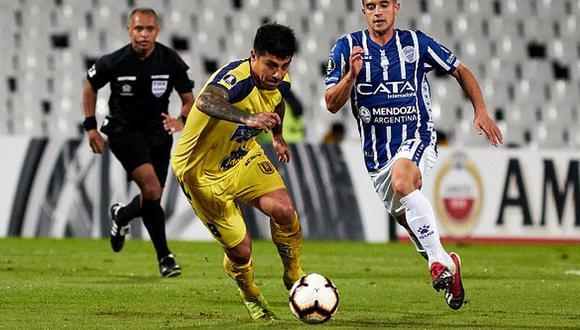 Patricio Rubio firmó por Alianza Lima hasta diciembre del 2021. (Getty Images)