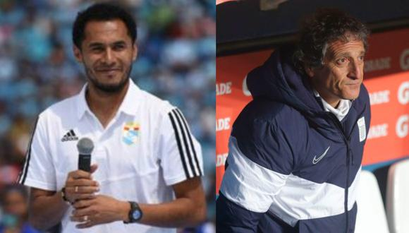 Lobatón salió en defensa de Salas. (Foto:Facebook)