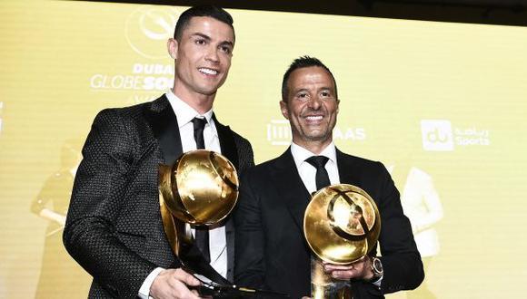 Cristiano Ronaldo ganó el Balón de Oro en cinco ocasiones, una menos que Lionel Messi. (Foto: AFP)