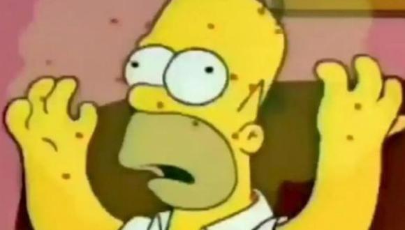 Los Simpson ya habían predicho la crisis del Coronavirus.