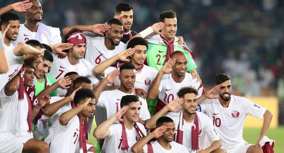La selección de Qatar ganó la Copa de Asia a inicios de año. (Foto: AP)