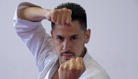 Carlos Lam, medallista de oro en Lima 2019. (Foto: Legado)